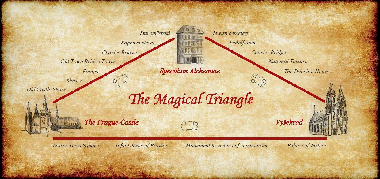 The Magical Triange Tour 2016 Prague